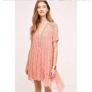 Anthropologie Morning Swing Dress by Maeve